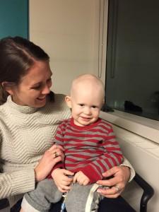 In patient chemo with Iz